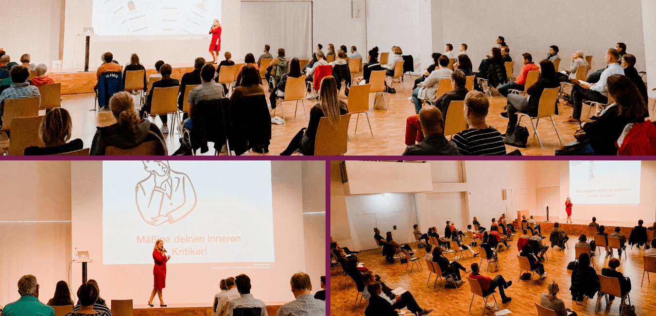 Vortrag zum Thema Leichtigkeit in Ulm